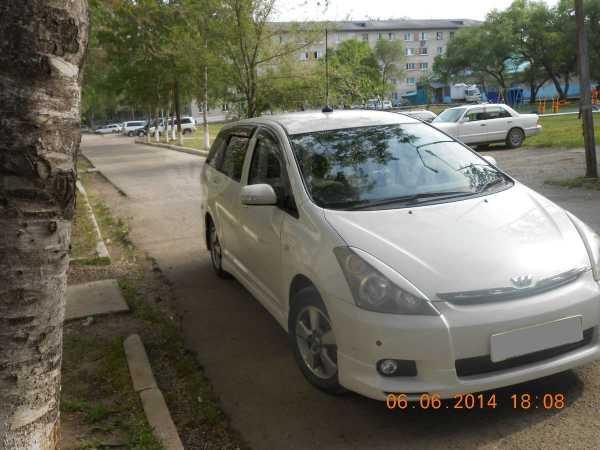 Toyota Wish, 2004 год, 410 000 руб.