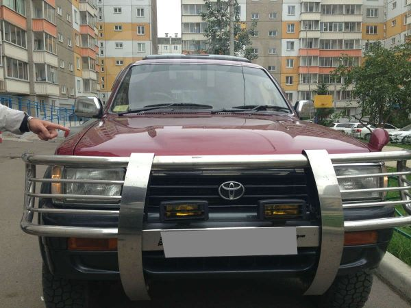 Toyota Hilux Surf, 1993 год, 325 000 руб.