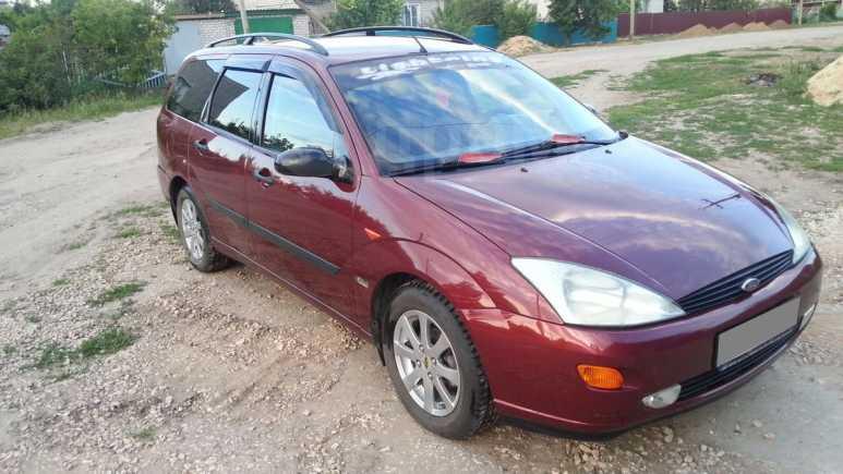 Ford Focus, 1999 год, 220 000 руб.