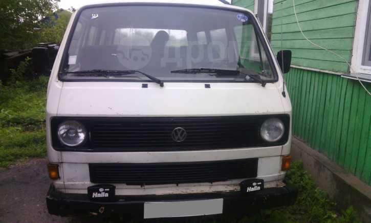 Volkswagen Caravelle, 1984 год, 40 000 руб.