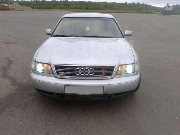 Audi A8, 1998 год, 255 000 руб.