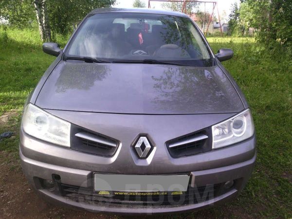 Renault Megane, 2008 год, 380 000 руб.