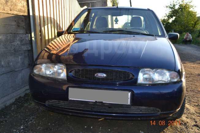 Ford Fiesta, 1999 год, 120 000 руб.