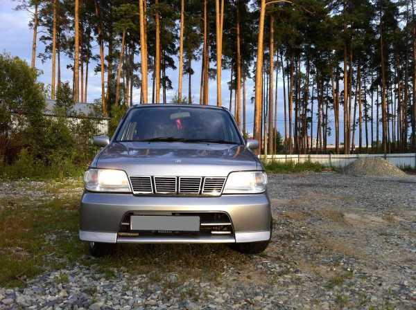 Nissan Cube, 2002 год, 175 000 руб.