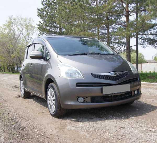 Toyota Ractis, 2006 год, 280 000 руб.