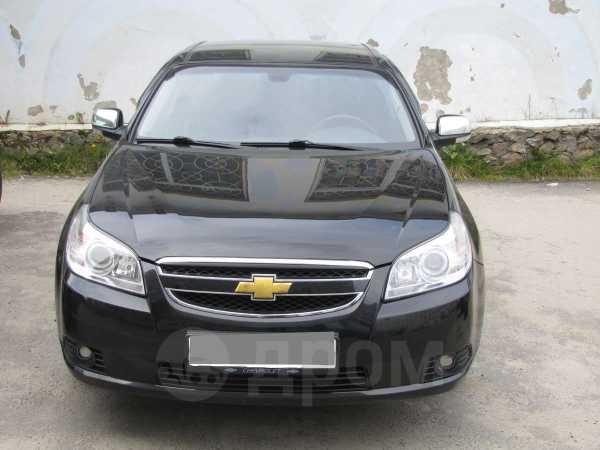 Chevrolet Epica, 2007 год, 470 000 руб.