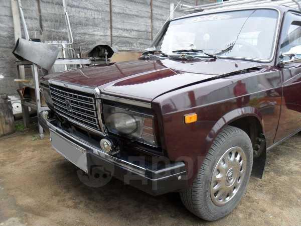 Лада 2107, 2006 год, 145 000 руб.