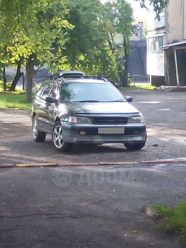 Toyota Caldina, 1995 год, 196 000 руб.