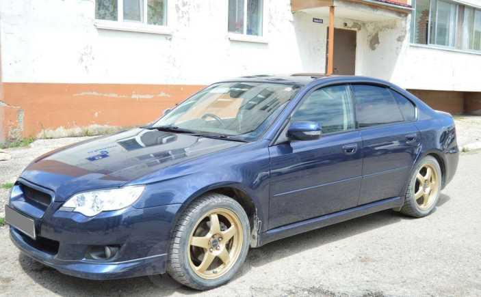 Subaru Legacy B4, 2008 год, 550 000 руб.