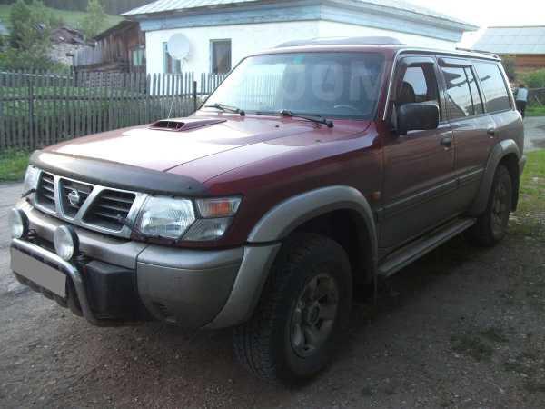 Nissan Patrol, 1998 год, 565 000 руб.