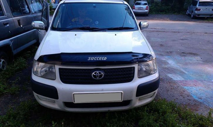 Toyota Succeed, 2004 год, 290 000 руб.