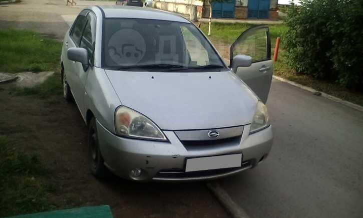 Suzuki Aerio, 2002 год, 170 000 руб.