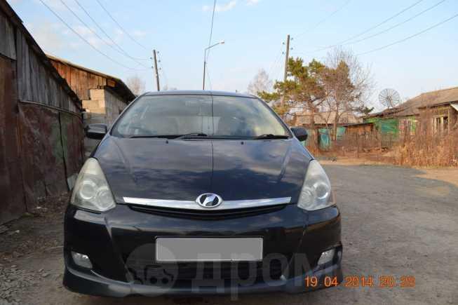 Toyota Wish, 2005 год, 470 000 руб.