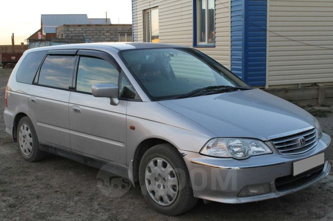 Honda Odyssey, 1999 год, 320 000 руб.