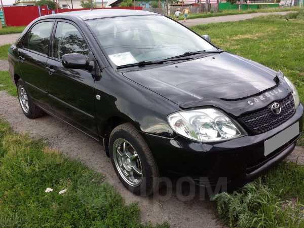 Toyota Corolla, 2003 год, 353 000 руб.