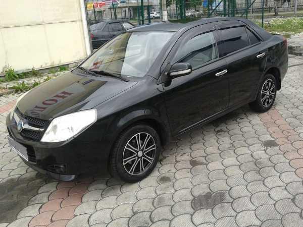 Geely MK, 2008 год, 220 000 руб.
