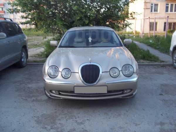 Jaguar S-type, 2001 год, 430 000 руб.