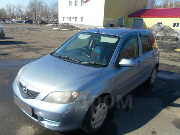 Mazda Demio, 2003 год, 155 000 руб.