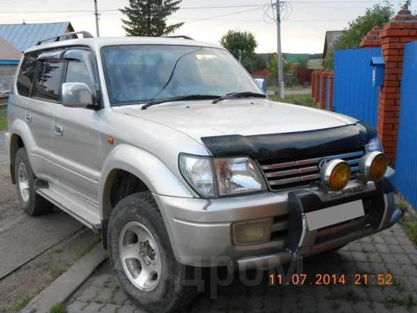 Toyota Land Cruiser Prado, 1999 год, 405 000 руб.