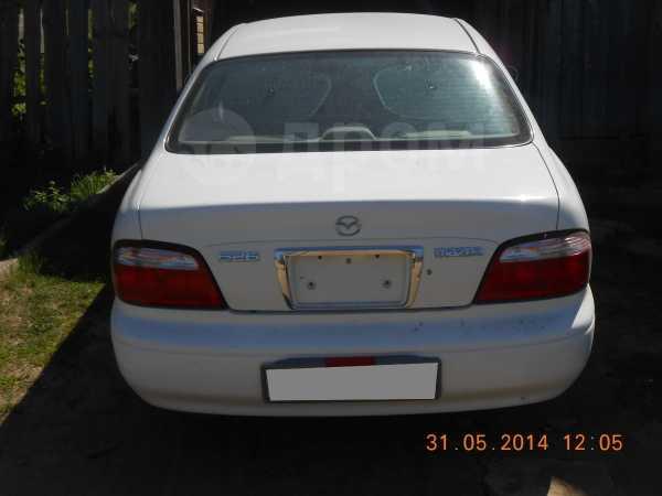Mazda 626, 2002 год, 230 000 руб.