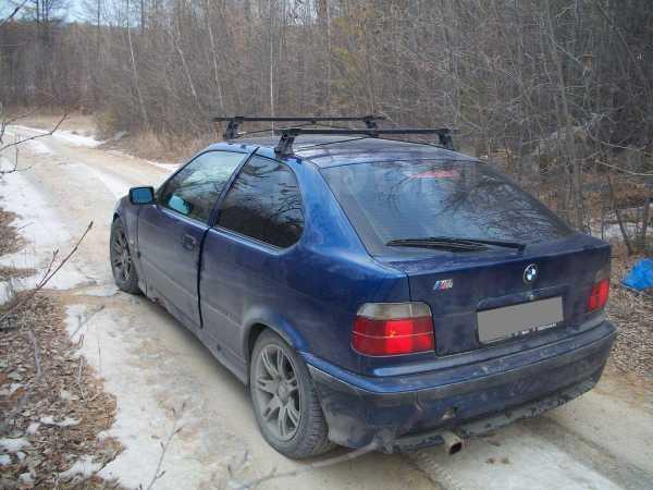 BMW 3-Series, 1997 год, 240 000 руб.