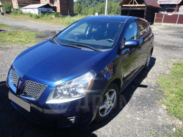 Pontiac Vibe, 2009 год, 550 000 руб.