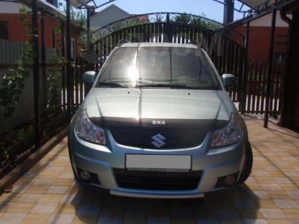 Suzuki SX4, 2008 год, 405 000 руб.