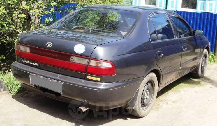 Toyota Corona, 1993 год, 167 000 руб.