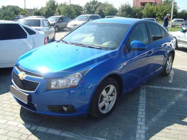 Chevrolet Cruze, 2011 год, 510 000 руб.