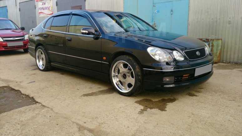 Lexus GS300, 2000 год, 599 999 руб.