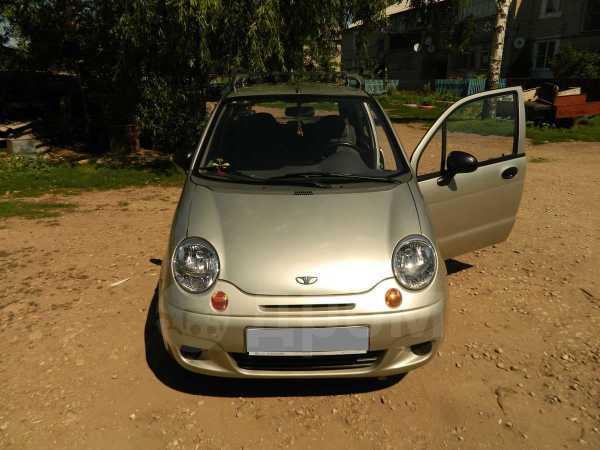 Daewoo Matiz, 2009 год, 195 000 руб.