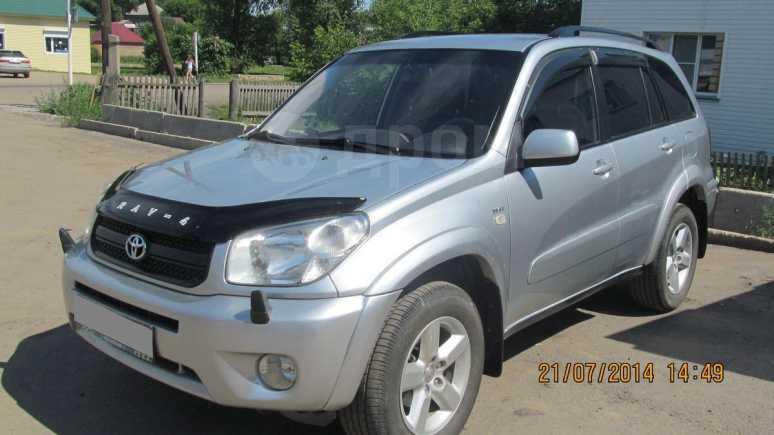 Toyota RAV4, 2003 год, 599 000 руб.