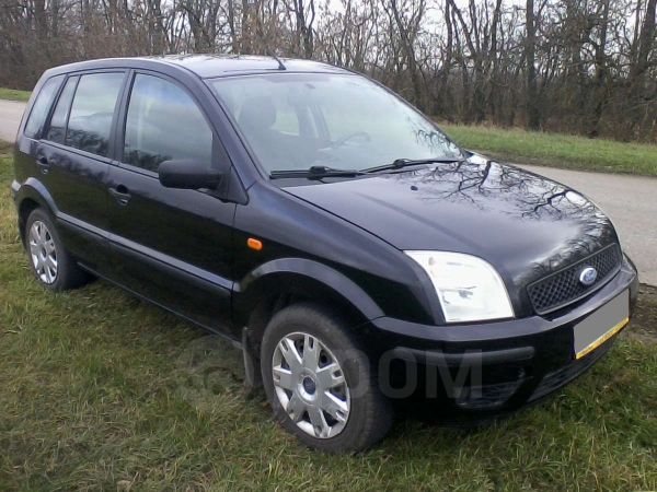 Ford Fusion, 2005 год, 290 000 руб.