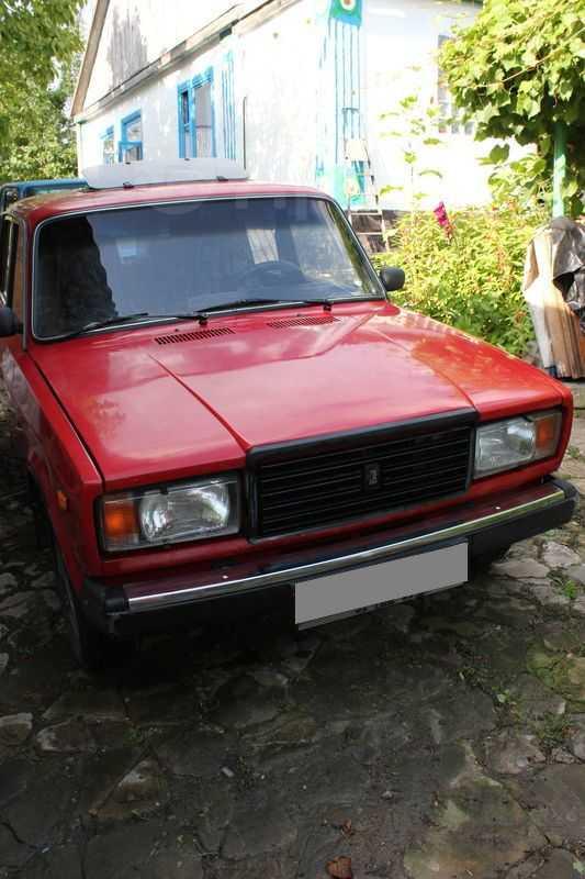 Лада 2107, 1994 год, 57 000 руб.