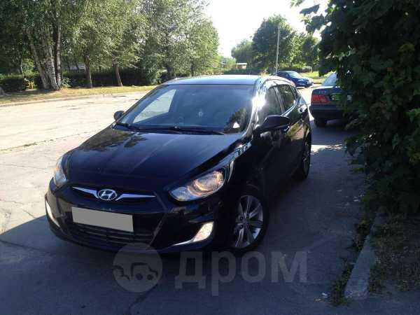 Hyundai Solaris, 2012 год, 529 000 руб.