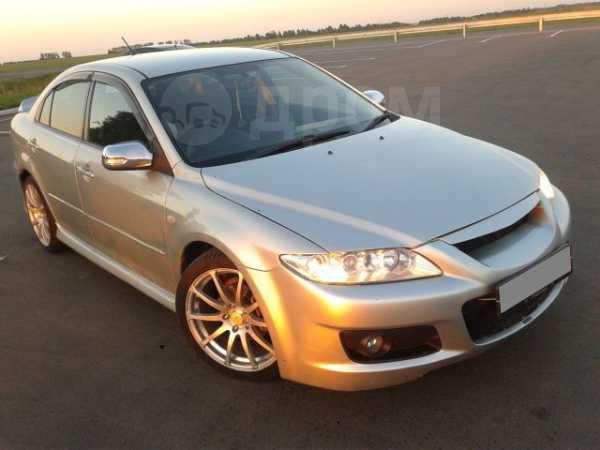 Mazda Atenza, 2003 год, 335 000 руб.