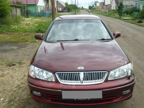Nissan Sylphy, 2001 год, 185 000 руб.