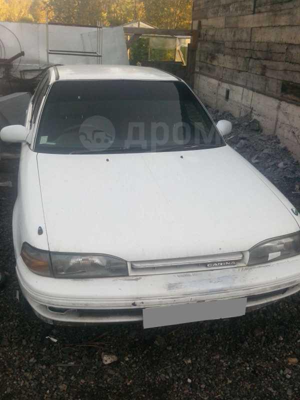 Toyota Carina, 1990 год, 55 000 руб.