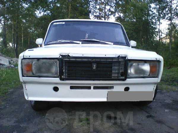 Лада 2107, 1986 год, 31 000 руб.
