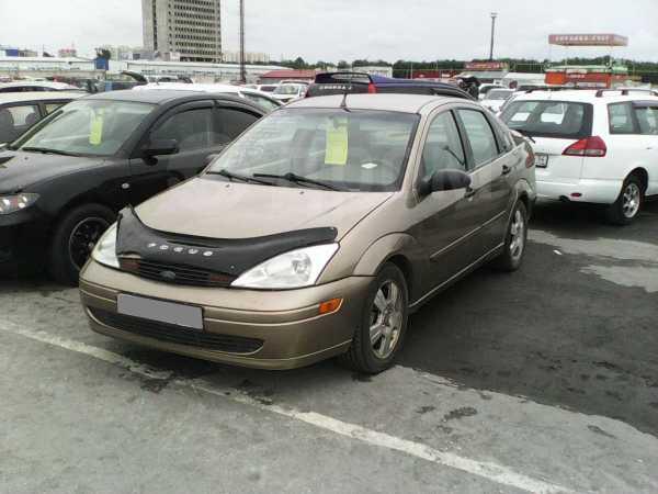Ford Focus, 2003 год, 247 500 руб.