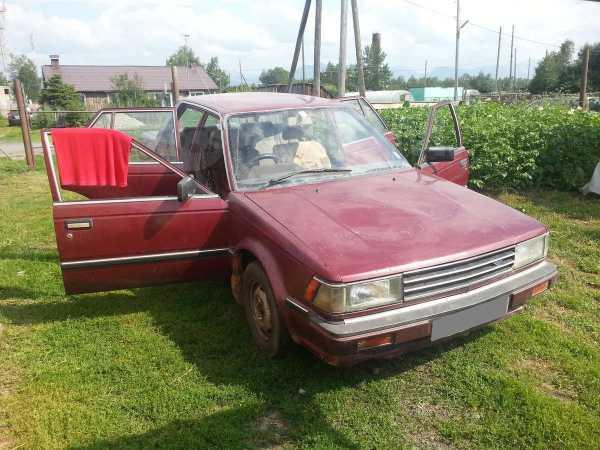 Nissan Bluebird, 1984 год, 25 000 руб.