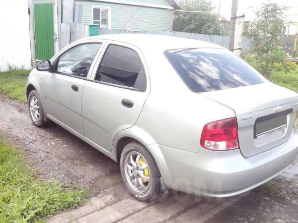 Chevrolet Aveo, 2004 год, 225 000 руб.