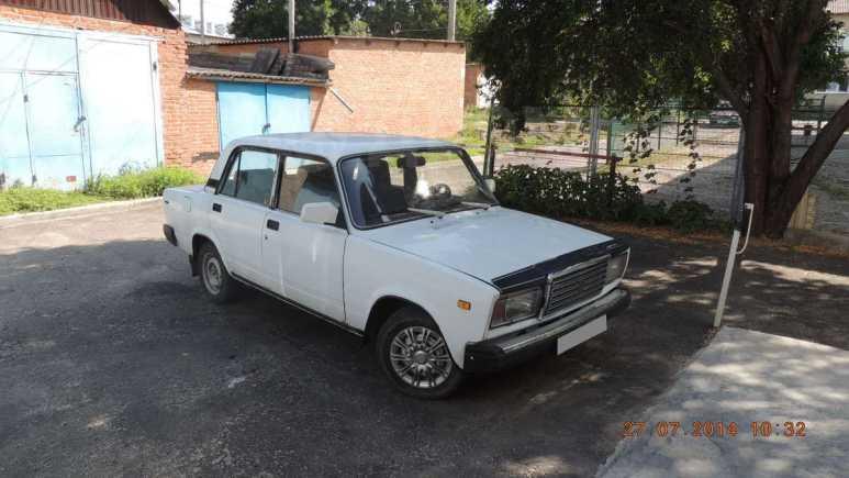 Лада 2107, 2001 год, 55 000 руб.