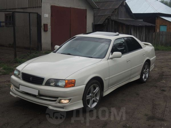 Toyota Chaser, 1997 год, 365 000 руб.