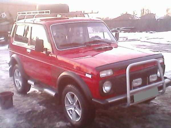Лада 4x4 2121 Нива, 1998 год, 165 000 руб.