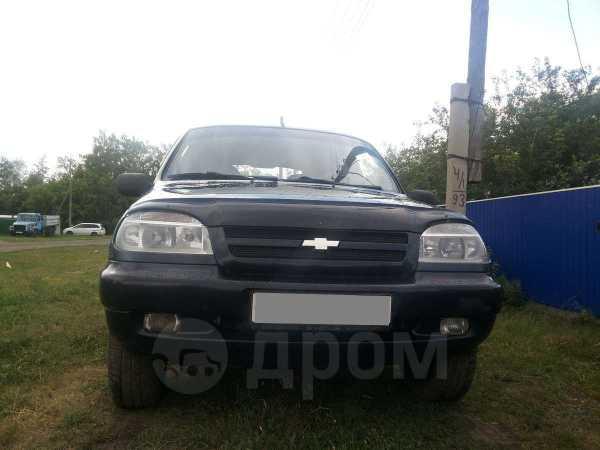 Chevrolet Niva, 2006 год, 275 000 руб.