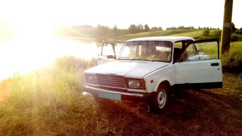 Лада 2107, 1991 год, 19 000 руб.