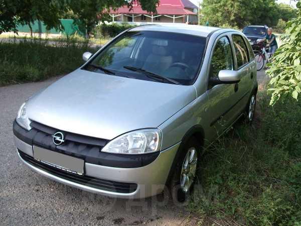 Opel Corsa, 2002 год, 205 000 руб.