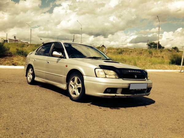 Subaru Legacy B4, 1999 год, 260 000 руб.