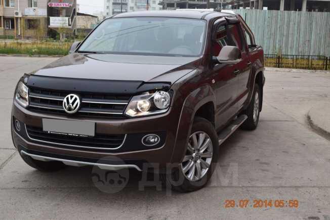 Volkswagen Amarok, 2013 год, 1 750 000 руб.